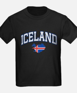 Iceland Map English T