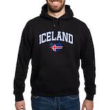Iceland Hoodie (dark)
