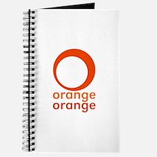 orange orange Journal