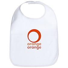 orange orange Bib
