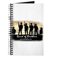 Funny Band of brothers Journal