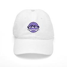 Vail Purple Baseball Cap