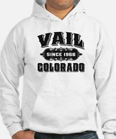 Vail Old Style Light Hoodie