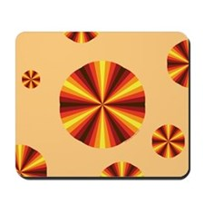 Fall Illusion Mousepad