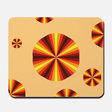 Fall Illusion Mousepad