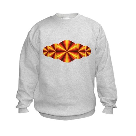 Fall Illusion Kids Sweatshirt