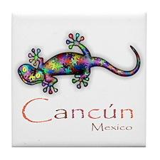 Unique Cancun Tile Coaster
