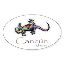 Cancun Decal