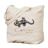 Cancun Regular Canvas Tote Bag