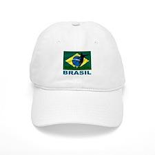 Brazilian World cup soccer Baseball Cap