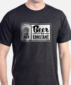 Beer Is My Constant T-Shirt