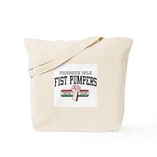 Presque Isle Fist Pumpers Tote Bag