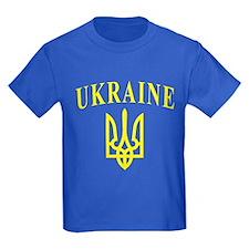 Ukraine Colors English T