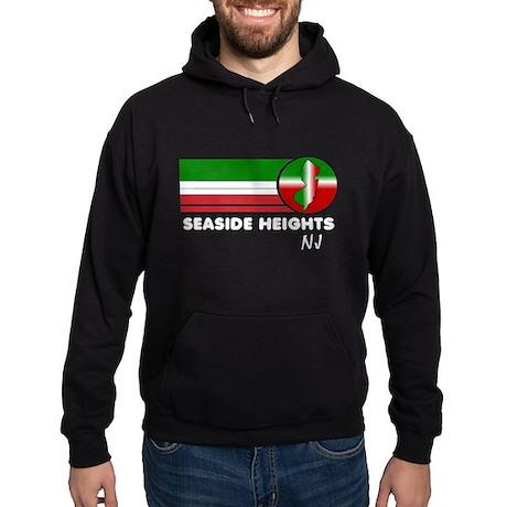 Seaside Heights NJ Hoodie (dark)