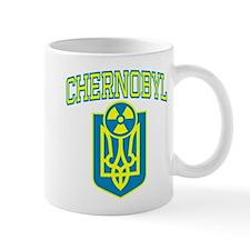 Chernobyl English Mug