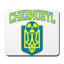 Chernobyl English Mousepad