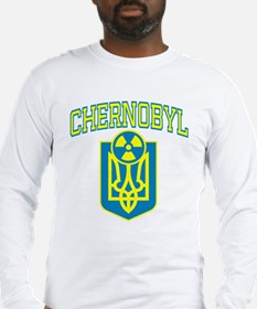Chernobyl English Long Sleeve T-Shirt