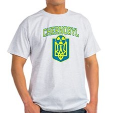 Chernobyl English T-Shirt