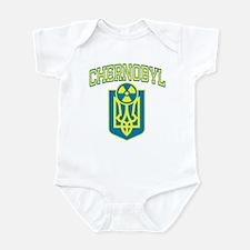 Chernobyl English Onesie