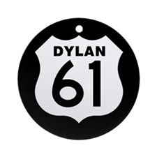 Dylan 61 Ornament (Round)