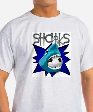 Soccer Team: Sharks T-Shirt