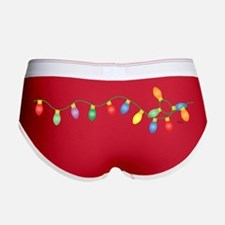 Festive Lights Women's Boy Brief