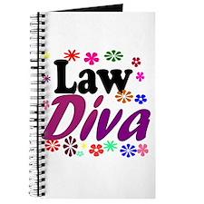Law Diva (flowers) Journal