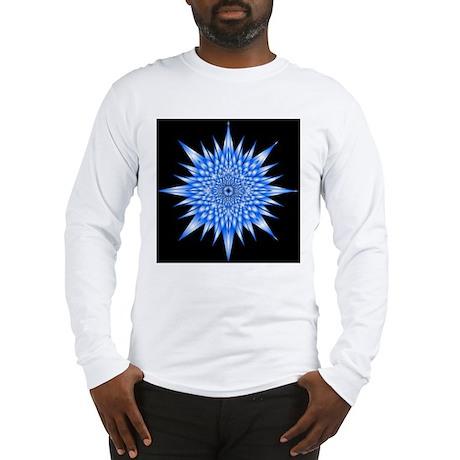 Ice Mandala Long Sleeve T-Shirt