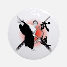 Bushido Ornament (Round)