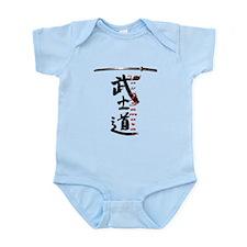 Bushido Infant Bodysuit