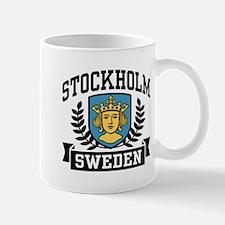 Stockholm Sweden Mug