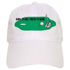 Born to Golf Baseball Cap