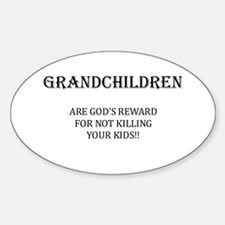 Unique Funny parent sayings Decal