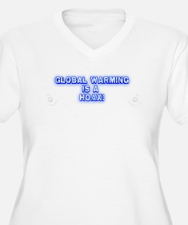 GLOBAL WARMING HOAX-NIPS T-Shirt