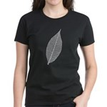 Green Leaf Women's Dark T-Shirt