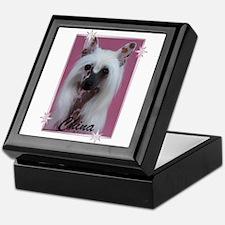 Cute Westminster dog show Keepsake Box