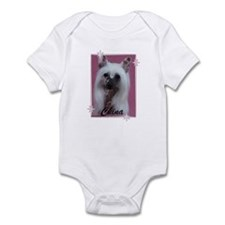 Cute Westminster dog show Infant Bodysuit