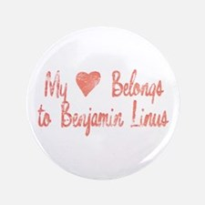 "Heart Belongs Ben Linus 3.5"" Button"