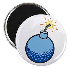 Golf Bomb Magnet
