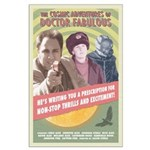 Doctor Fabulous Large Poster