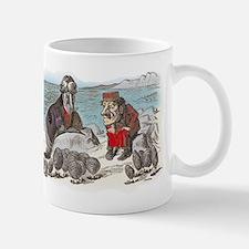 The Walrus and the Carpenter Mug