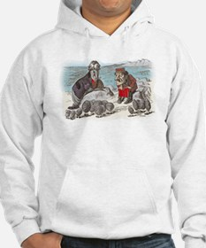 The Walrus and the Carpenter Hoodie
