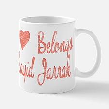 Heart Belongs Sayid Jarrah Mug