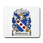 Falikowski Coat of Arms Mousepad