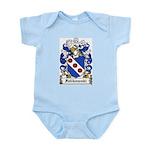 Falikowski Coat of Arms Infant Creeper