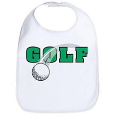 Golf Swoosh Bib
