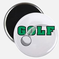 Golf Swoosh Magnet
