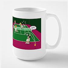 Let! Large Mug