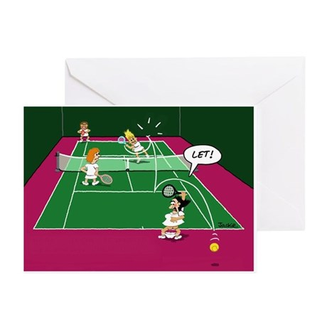 Let! Greeting Cards (Pk of 10)