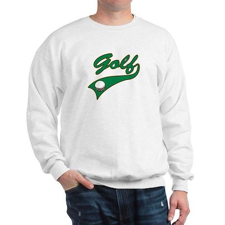 Vintage Golf Sweatshirt